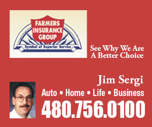 Ad - Jim Sergi, Farmer's Insurance Group