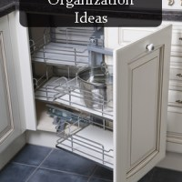 My 5 Favorite Kitchen Organizing Ideas