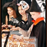 7 Fun Halloween Party Activities