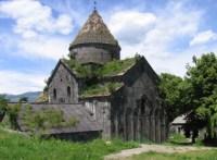 Mănăstirea Sanahin din Armenia