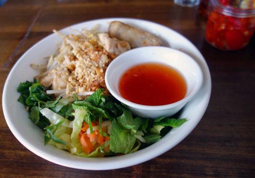 Pho Restaurant Bun
