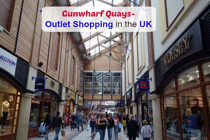 gunwharf quays where to go outlet shopping in the uk. Black Bedroom Furniture Sets. Home Design Ideas