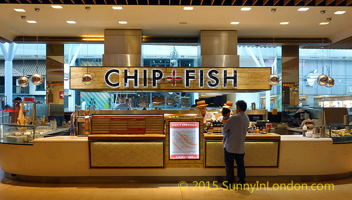 Shopping in london an american mall comparison sunny in for American cuisine london