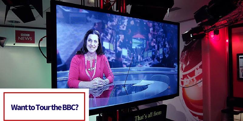 BBC Broadcasting House Tour London 1