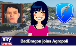 1: BadDragon joins Agropoli