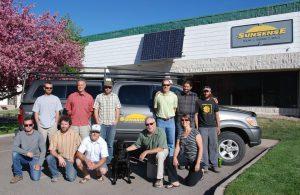 Sunsense Solar Team