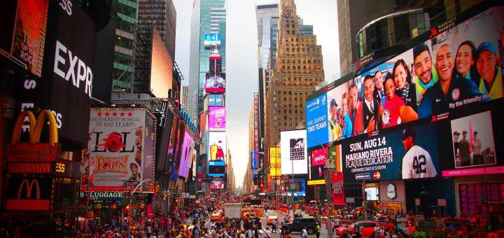 Tips for visiting New York