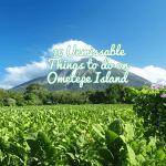 10 Unmissable Things To Do In Ometepe Island Nicaragua 2017