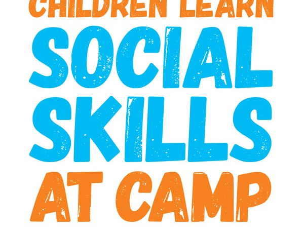 Children Learn Social Skills at Camp