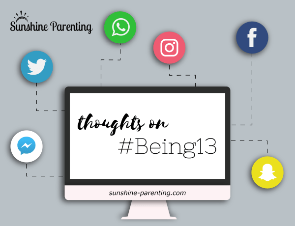 Thoughts on #Being13