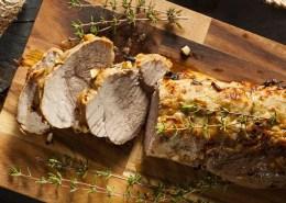 857 shutterstock_225745756 rosemary pork tenderloin