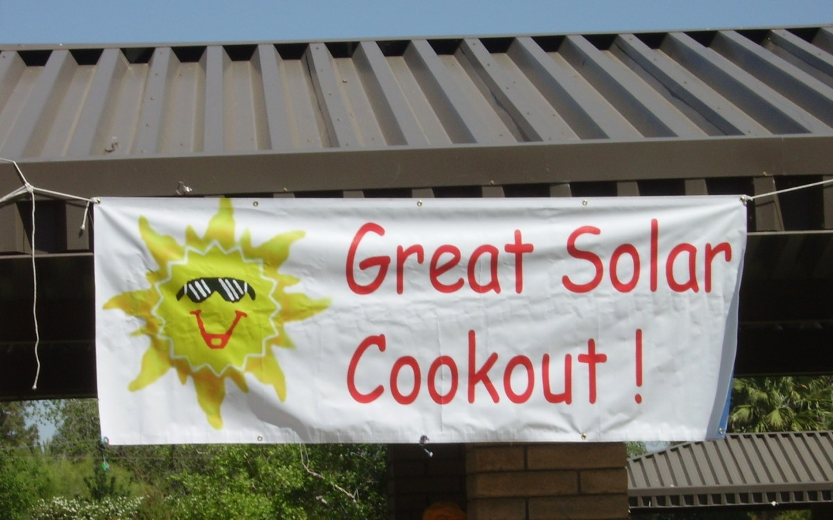 Great Solar Cookout