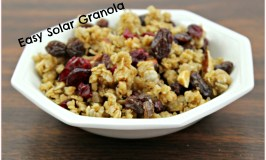 Granola with oats