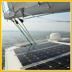 Boat Solar Power