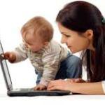 Le mamme sul web