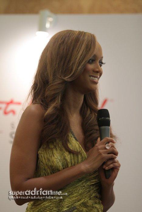 Tyra Banks - Asia's Next Top Model
