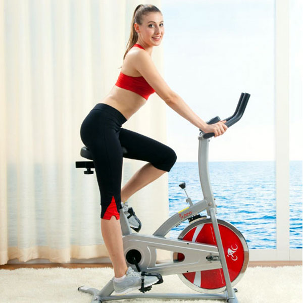 Sunny Health and Fitness Indoor Cycling Bike Review – Cheap and Durable
