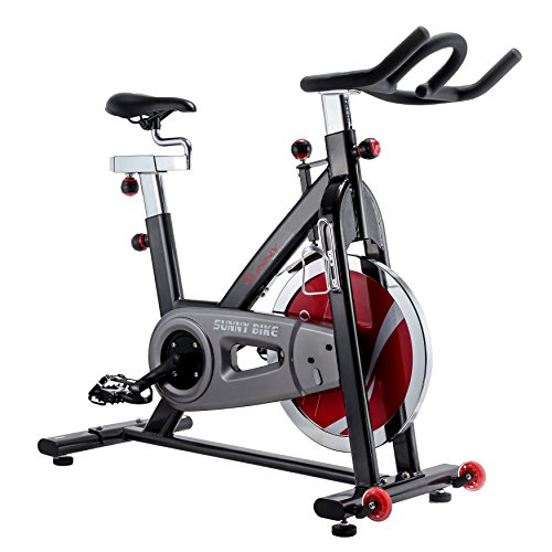 Sunny Health & Fitness Belt Drive Indoor Cycling Bike Review