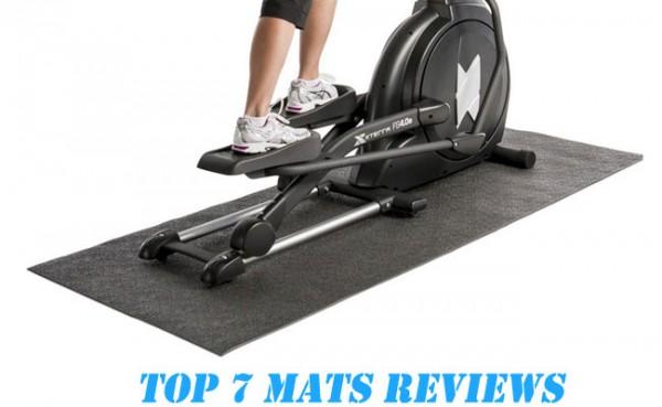 Top 7 Best Spin Bike Mat Reviews