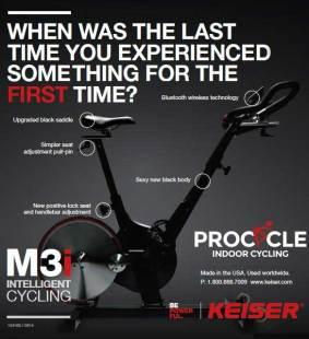 keiser-m3i indoor spin bike reviews