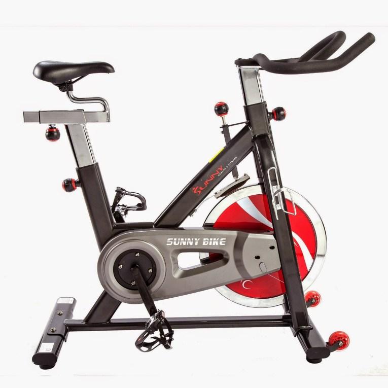 Sunny Health Fitness - Spinning Bike