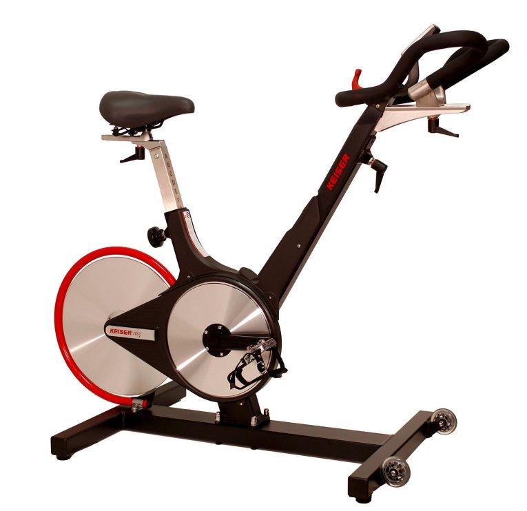 Keiser m3plus red - Spinning Bike