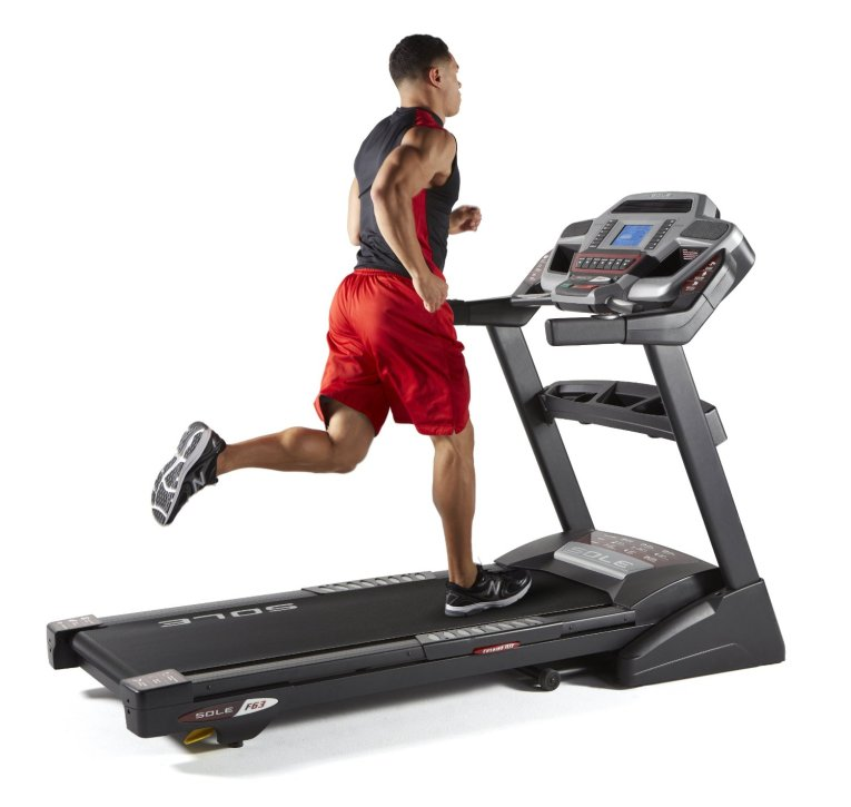 The Sole F63 treadmill - Best Treadmills Under 1000 dollars