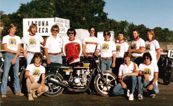 1981 at Laguna Seca.