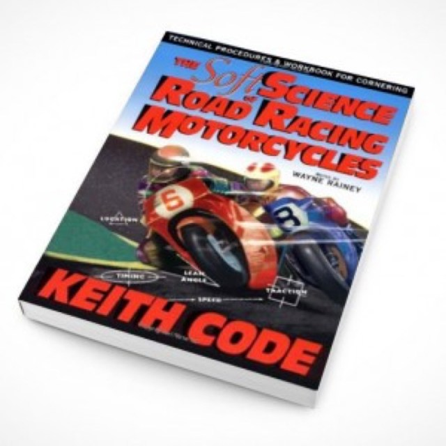 1986 The Soft Science of Roadracing is published and is still the only