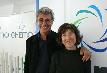 Dr. Hugo Sigman y Dra. Silvia Gold, fundadores del Grupo Insud.