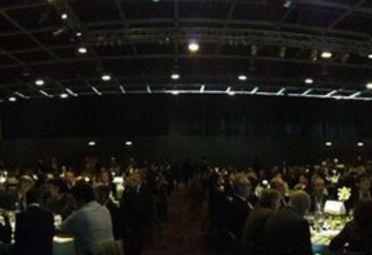 Cena anual de la Fundación SRA y Solidagro. FOTO: Twitter SRA.