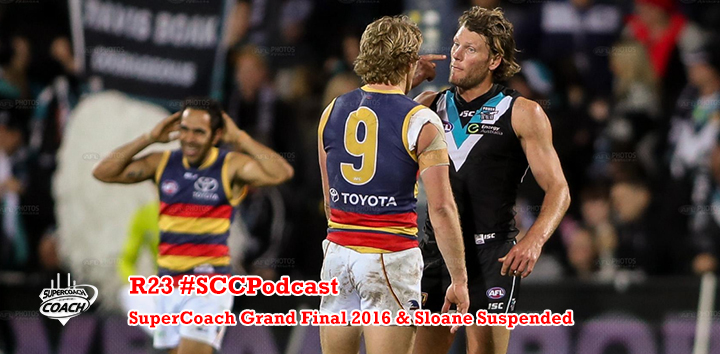 SuperCoach Grand Final! #SCCPodcast.2016-R23
