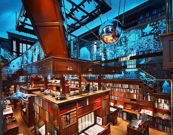 Библиотека Уолкер, Миннеаполис, США