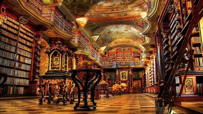 Клементинум, Прага, Чехия