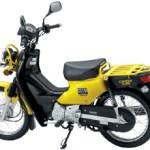 僕が今最も欲しいバイク、クロスカブ(iPhone用壁紙あり)
