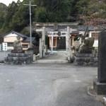 [カブで参拝]1100年以上の歴史を持つ松尾八幡宮が地元に溶け込んでいい感じ