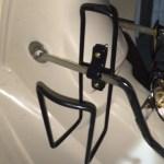 [100均]カブのベトキャリにダイソーのドリンクホルダー装着