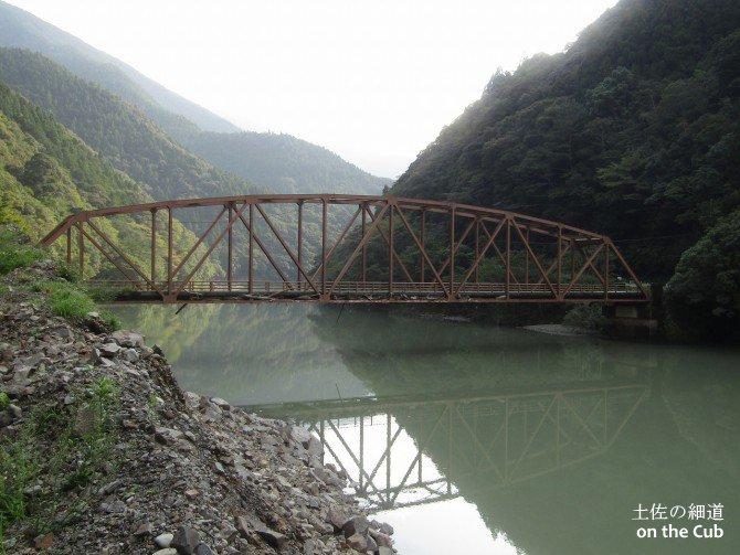 結構大きな橋