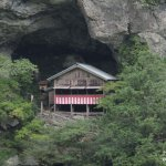 [土佐の投入堂]なぜこんなところに?標高500メートルの断崖絶壁に鎮座する「聖神社」