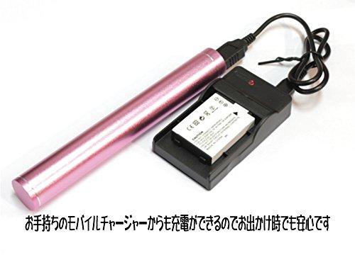 モバイルバッテリーから充電可能