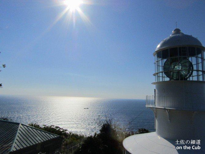 恋人の聖地、室戸岬灯台