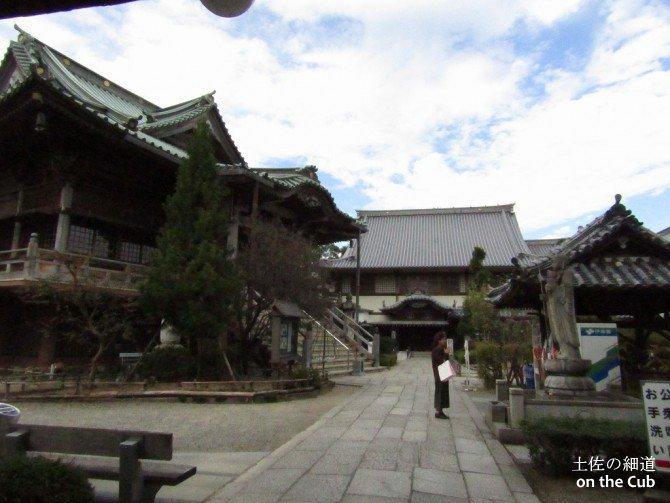 見どころの多いお寺でした
