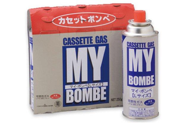 カセットボンベ缶