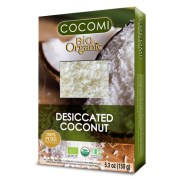 Organic Desiccated Coconut (rasp)