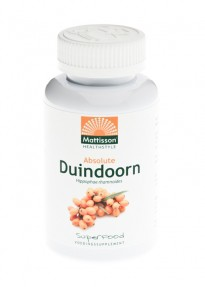 Mattisson HealthStyle Absolute Duindoorn 500mg Capsules 60st