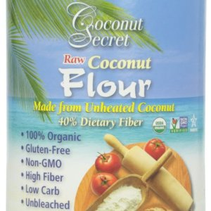 Raw Coconut Flour
