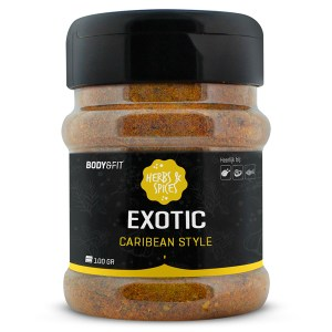 Herbs & Spices - 1 pot - Exotic 100 gram