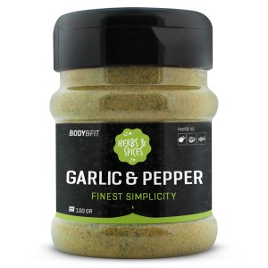 Herbs & Spices DUITS - Garlic & Pepper 120 gram