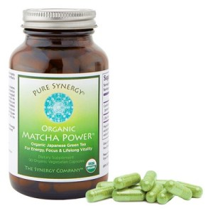 The Synergy Company Organic Matcha Power 90 V-Caps