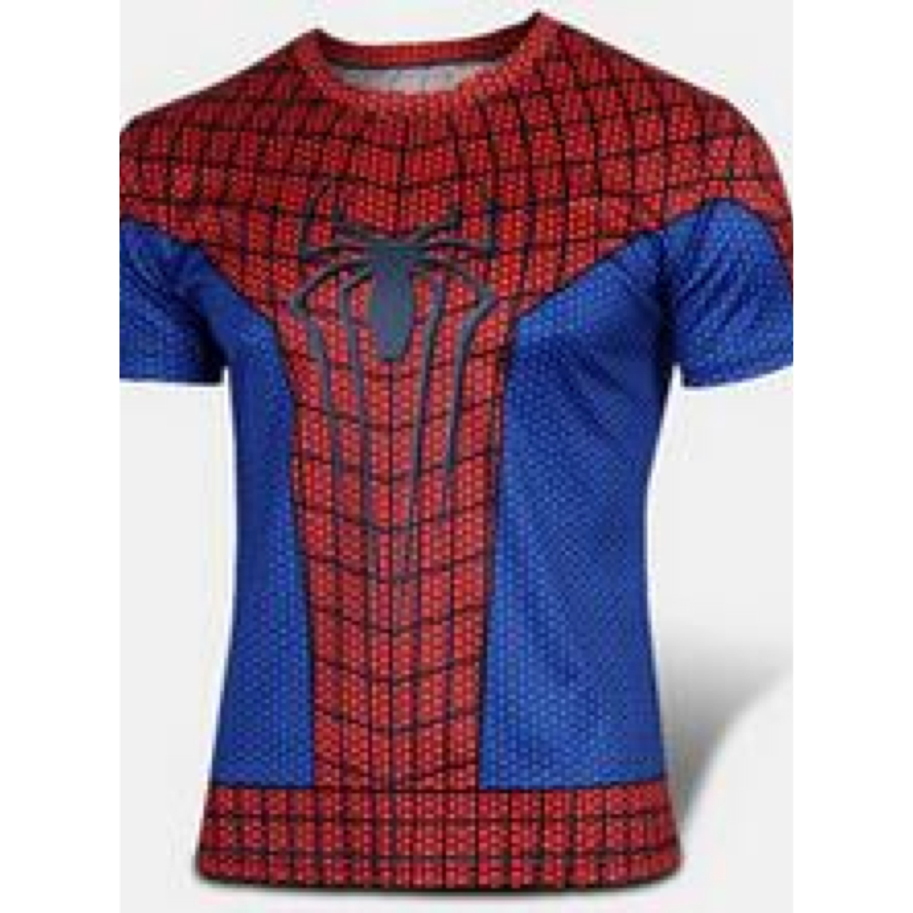 Kaos Superhero Spiderman Dewasa